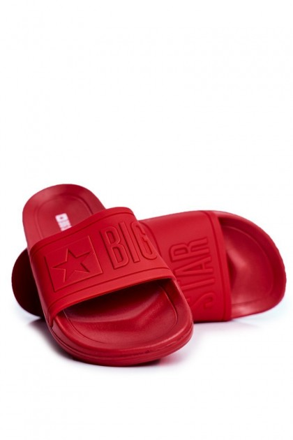 Classic Men's Slides Big Star Red DD174689